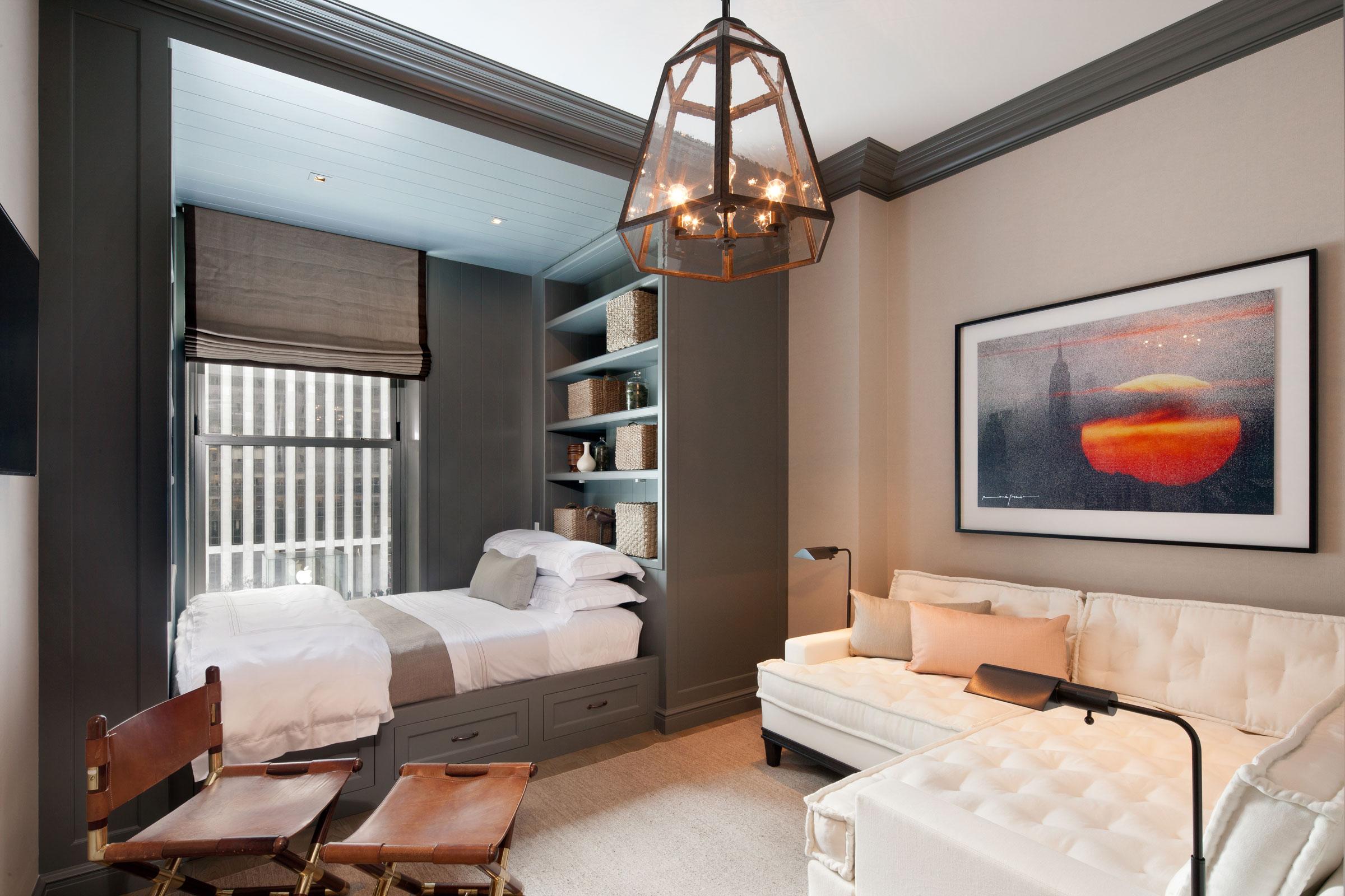 Как в однокомнатной квартире сделать спальню