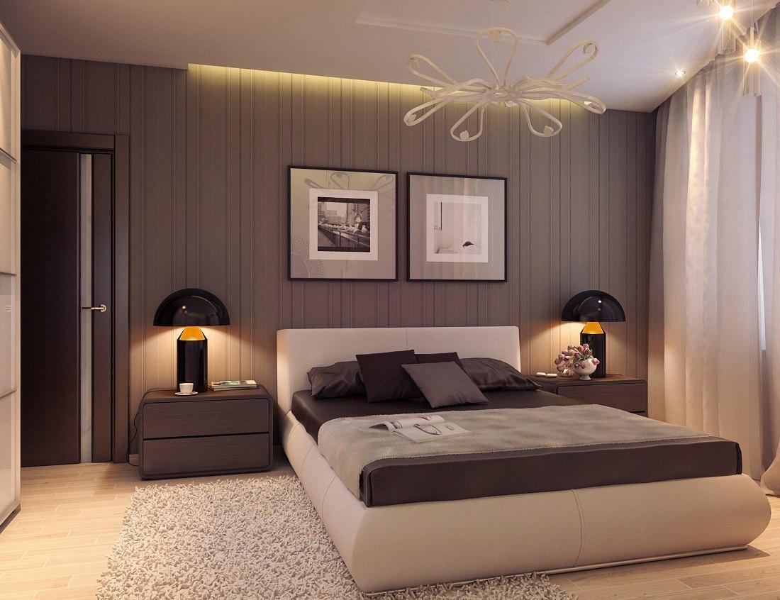 Фото идея для спальни
