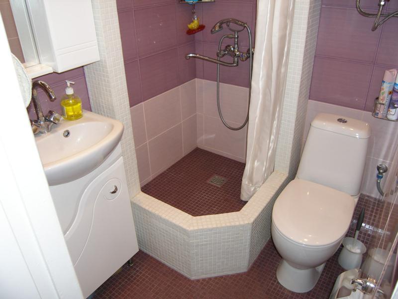 Дизайн совмещенной ванной комнаты хрущевка