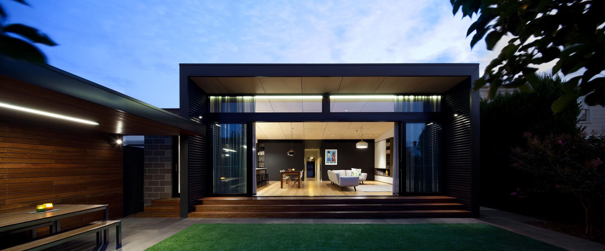 Дизайн дома снаружи в современном стиле