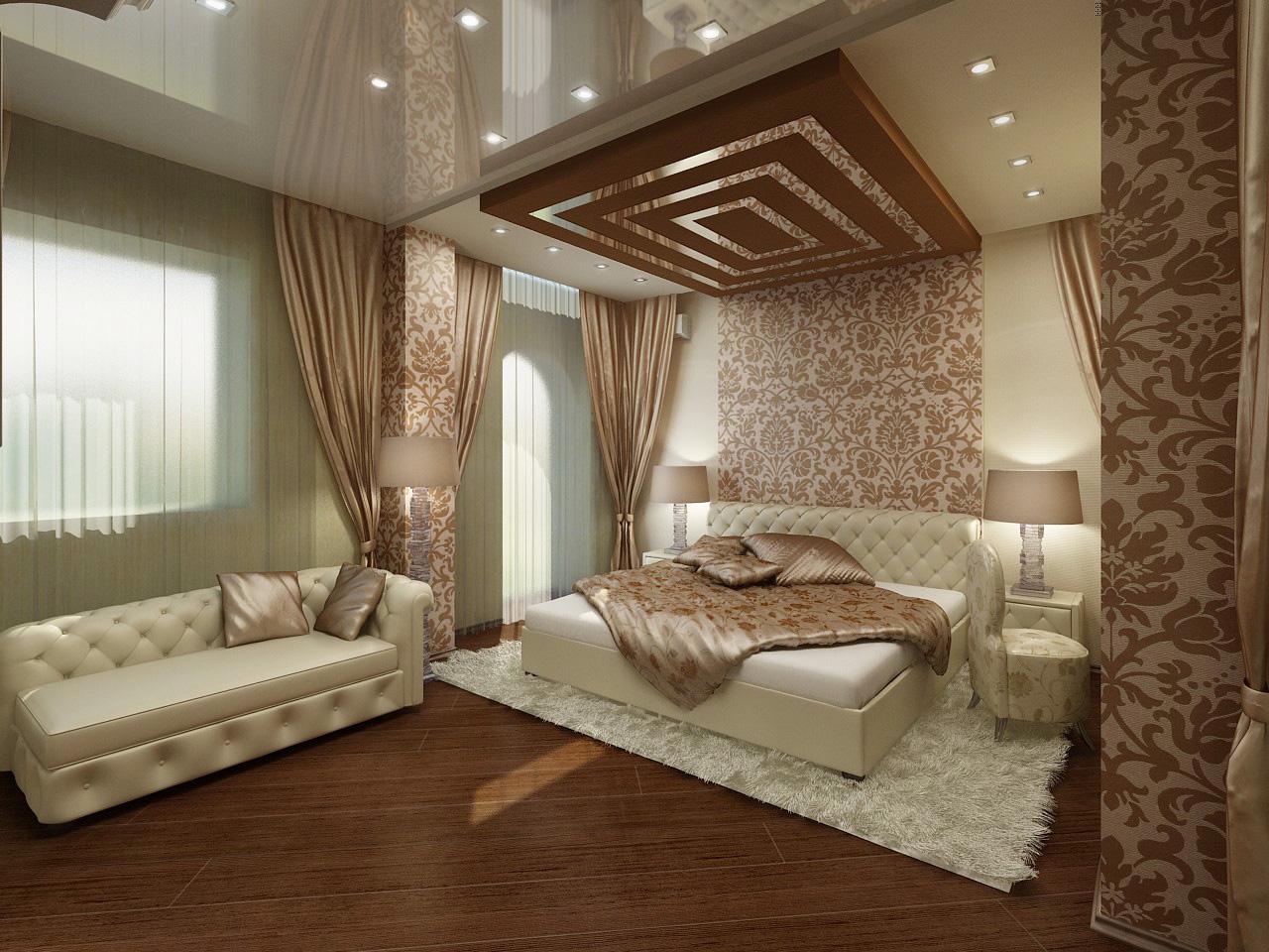 Дизайн интерьера проект спальня фото