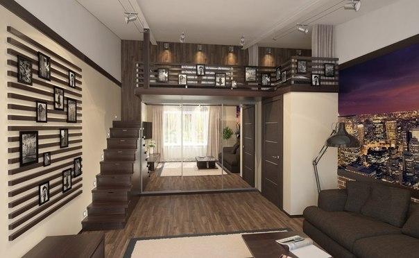 """Дизайн 2-х комнатной квартиры сталинка """" Картинки и фотографии дизайна квартир, домов, коттеджей"""