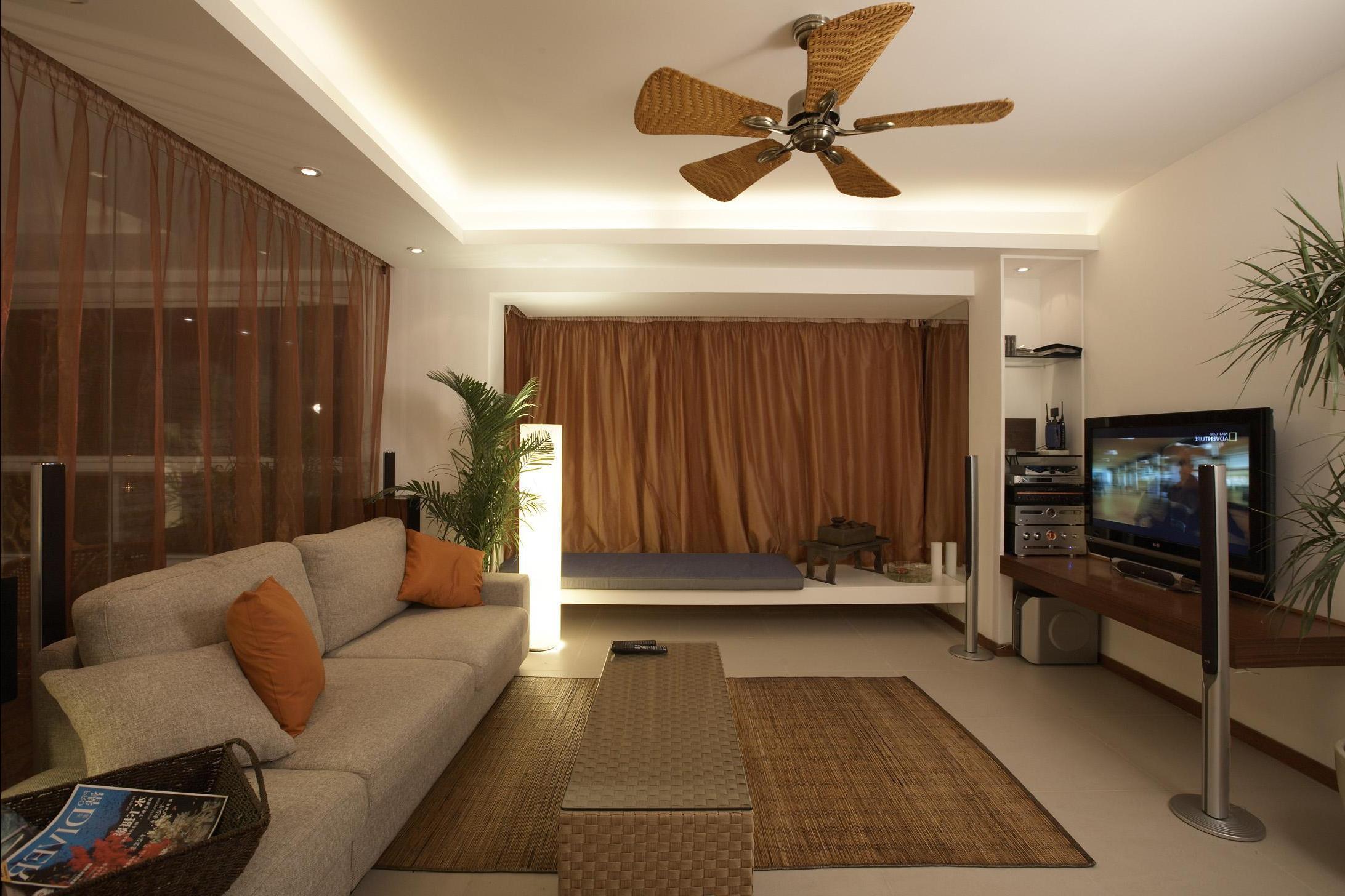 Дизайна в интерьер зала