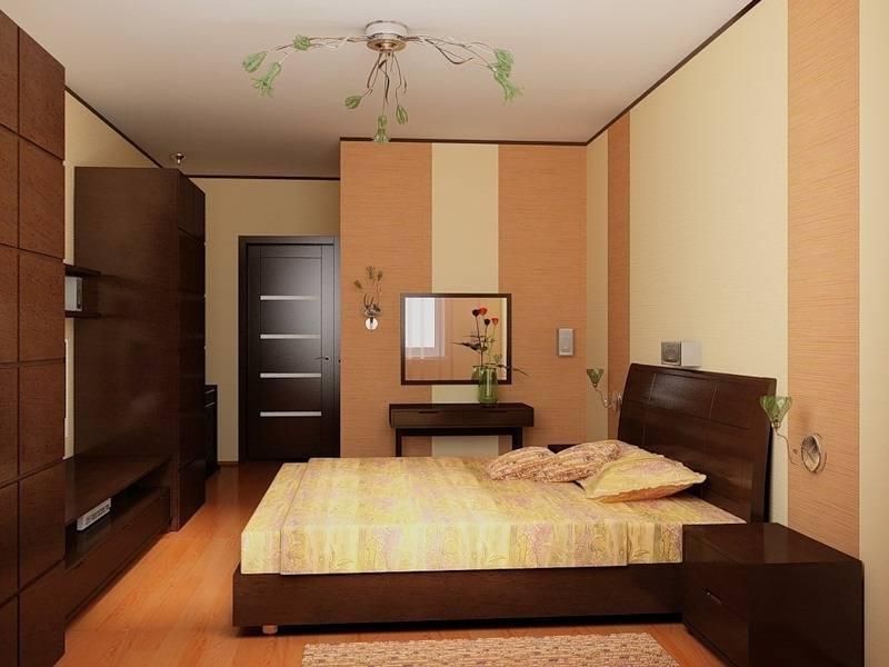 Мебель для спальни дизайн 12 метров