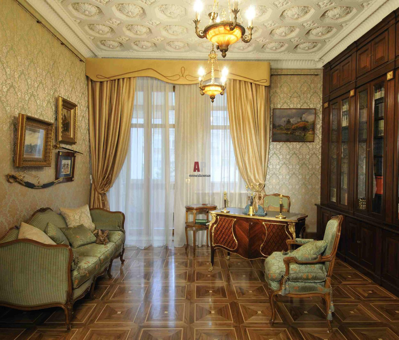 Классицизм стиль в интерьере квартиры фото