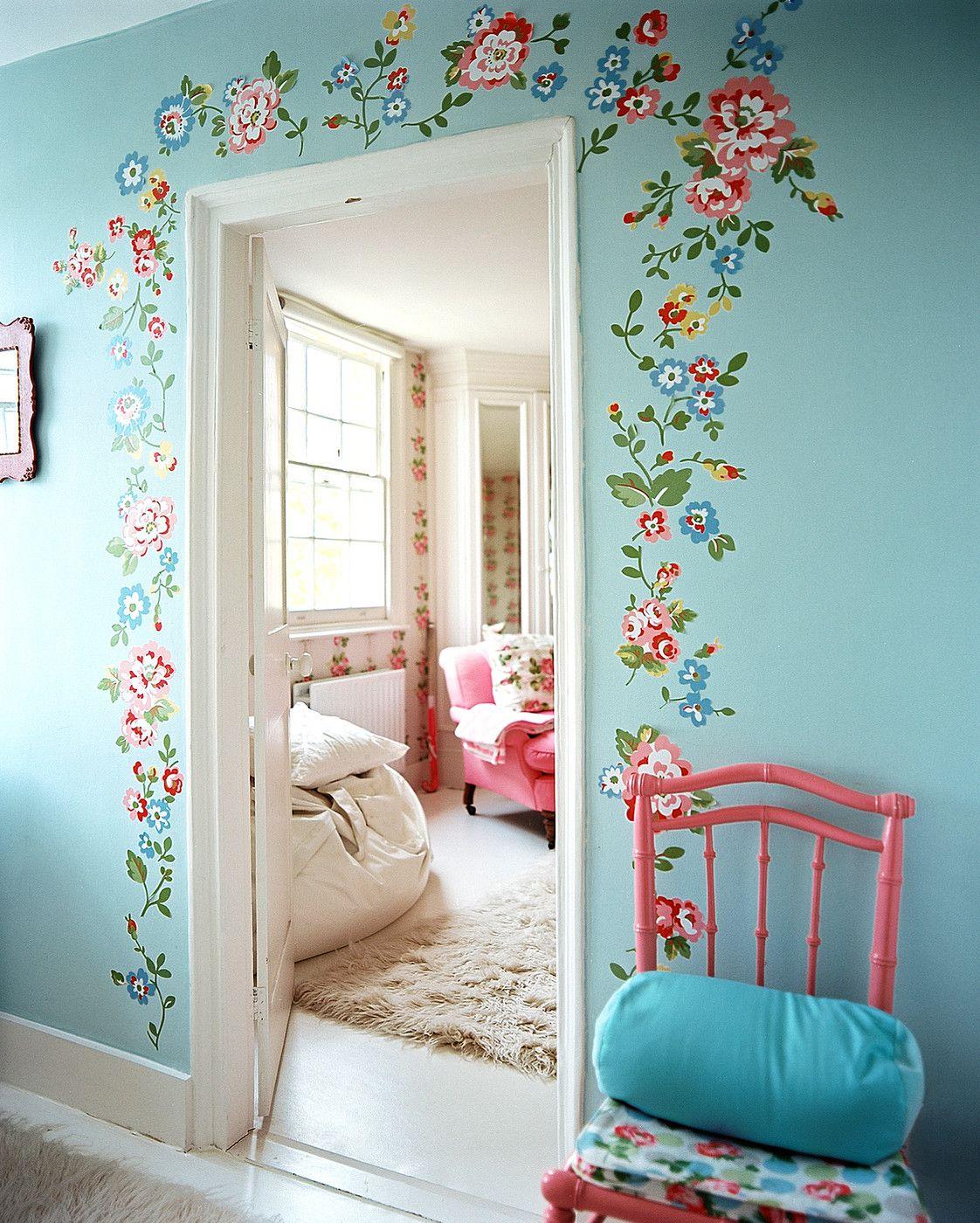 Декор для дверей и идеи для комнаты