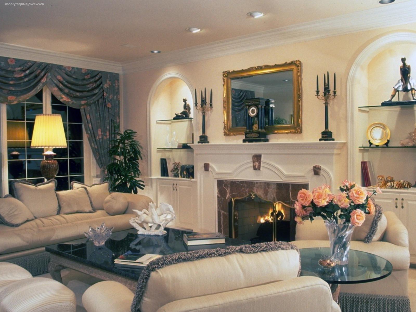 Дизайн гостиной с камином фото интерьеров зала с камином