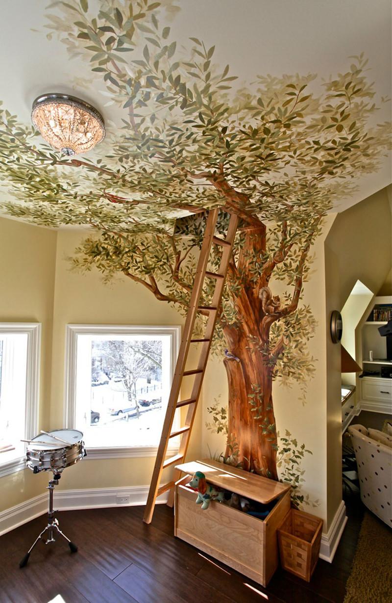 """Оригинальный дизайн маленькой комнаты """" Картинки и фотографии дизайна квартир, домов, коттеджей"""