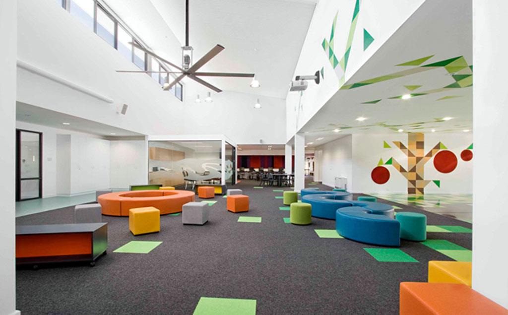 Школьный интерьер дизайн