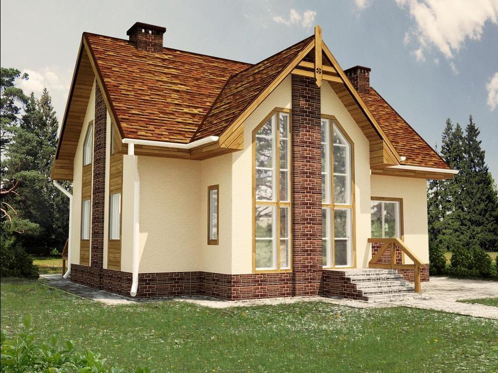 Интерьер фасад дома фото