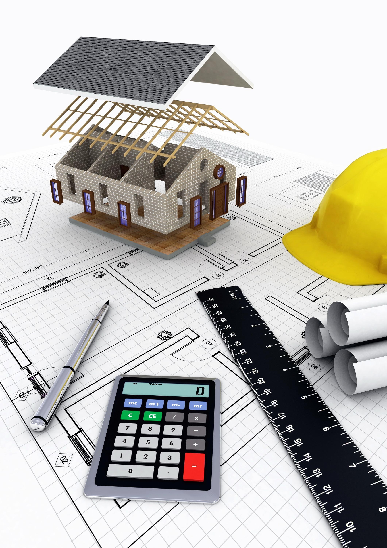 Расчет строительства дома
