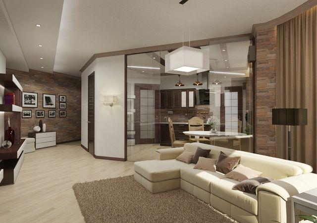 Дизайн квартир в москве цена