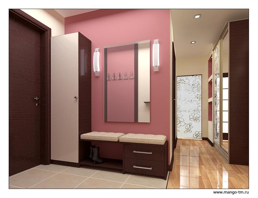 Маленькие узкие прихожие дизайн в квартире