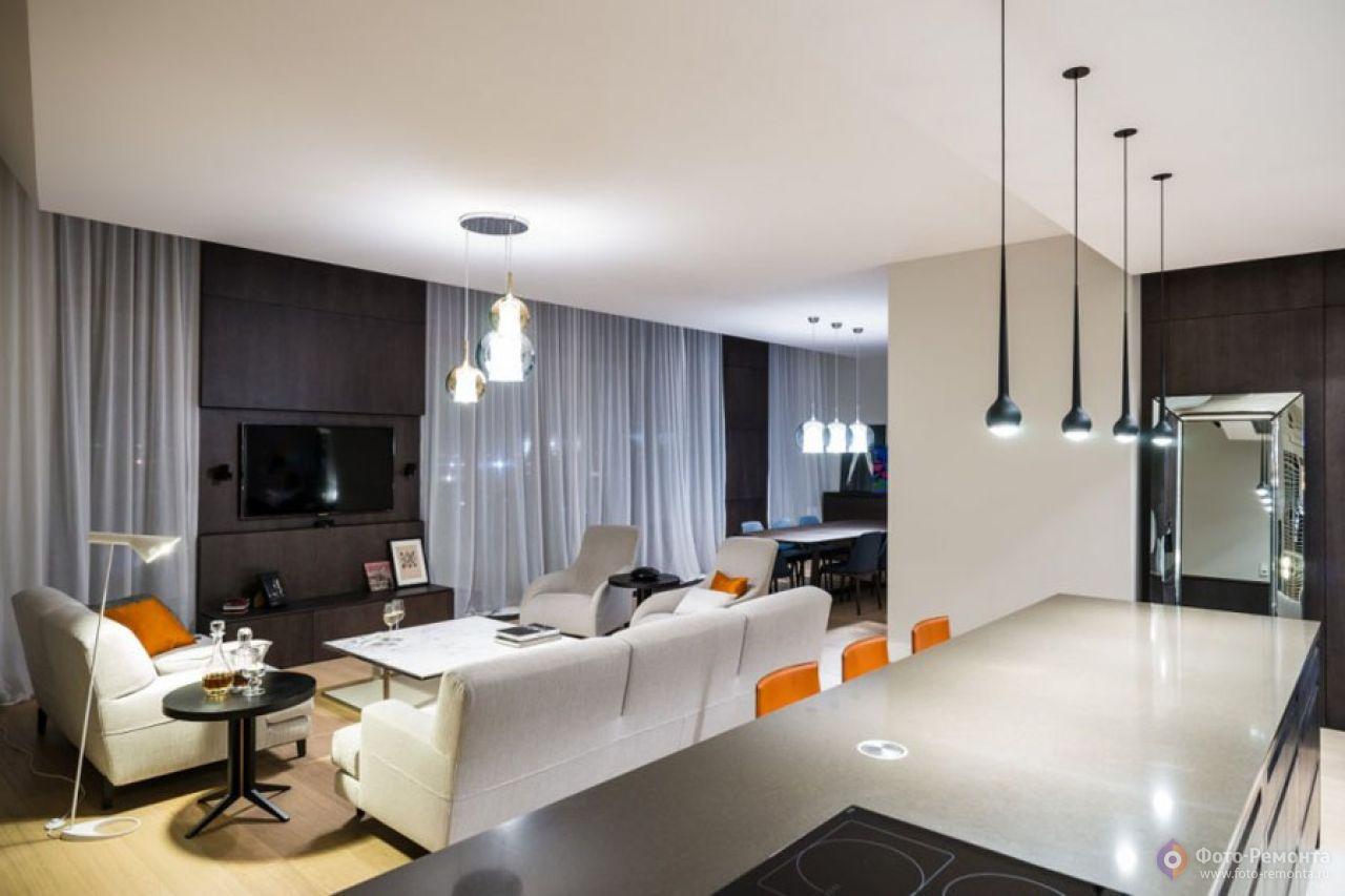 Хайтек в квартире дизайн в
