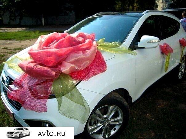 Как сделать украшение для автомобиля