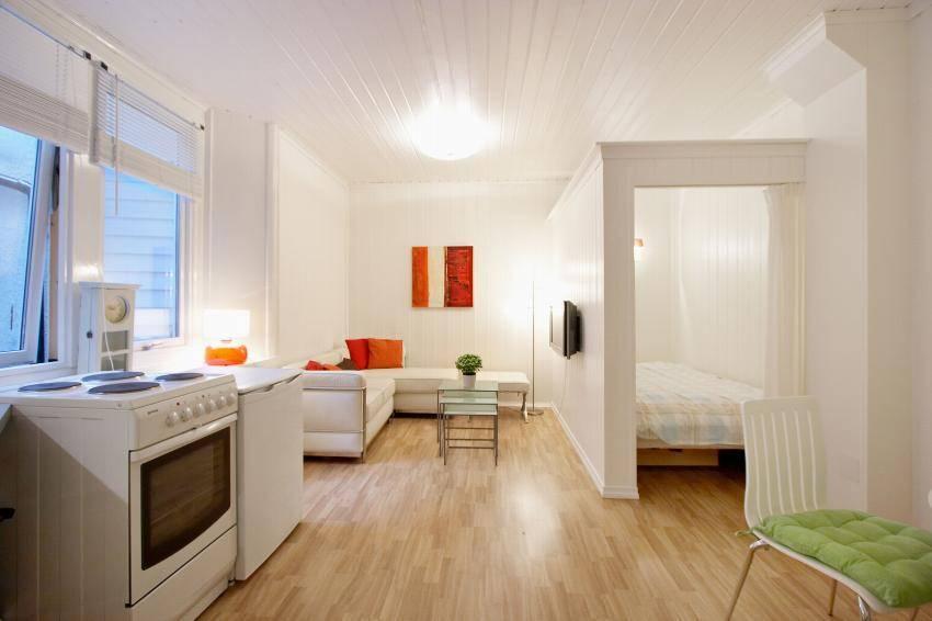 Красивые квартиры студии фото интерьеров маленьких квартир