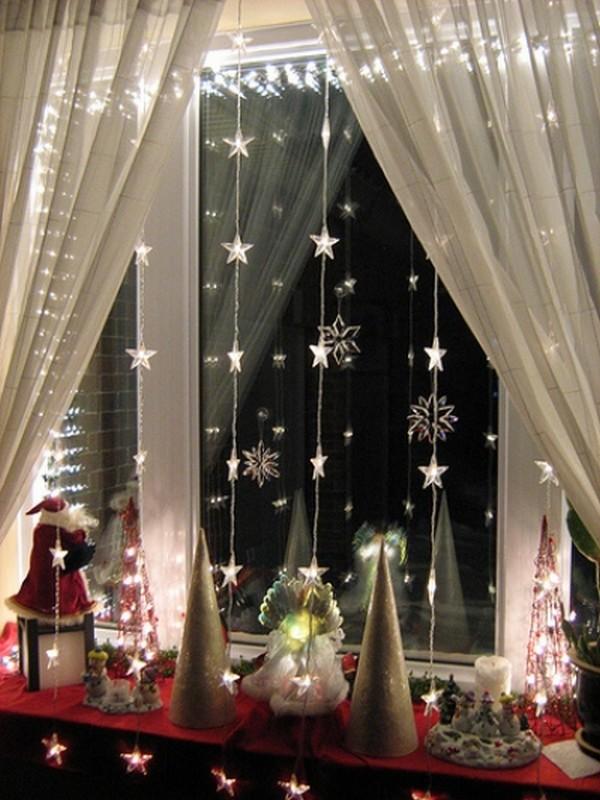 Новогодние украшения своими руками для дома фото