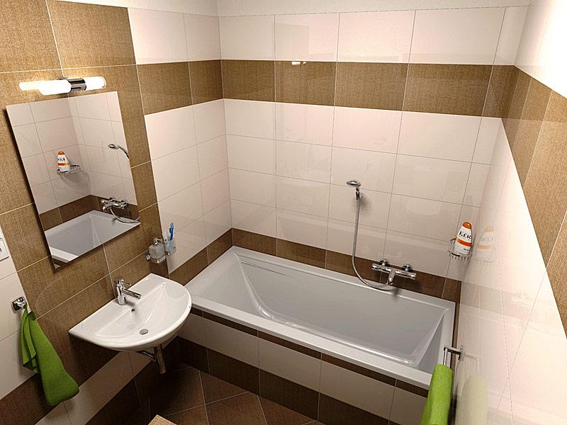 Маленькие ванные комнаты дизайн в квартире 4 квадратных метра
