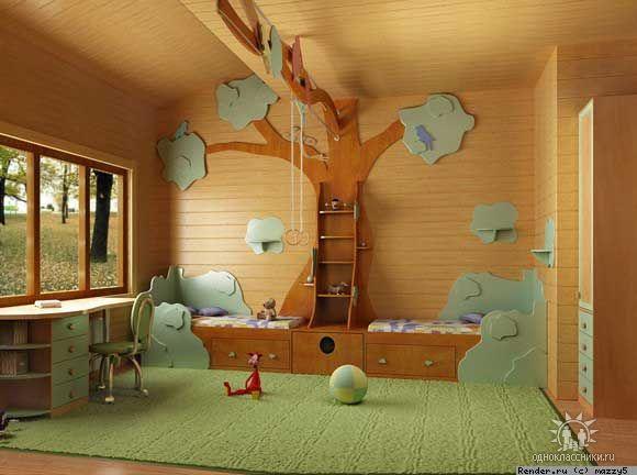 Дизайн детской своими руками идеи для мальчиков