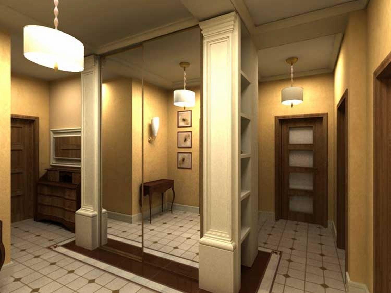 Дизайн прихожей и коридора с описанием и