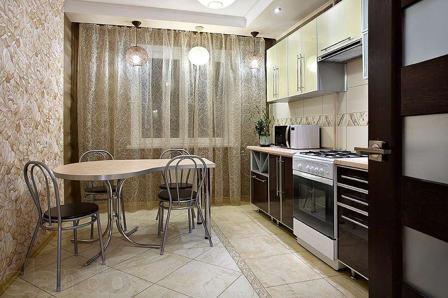 Фото реальных ремонтов кухни