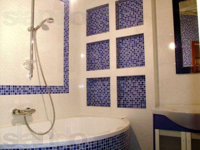 Фото ремонт ванной с мозаикой и плиткой