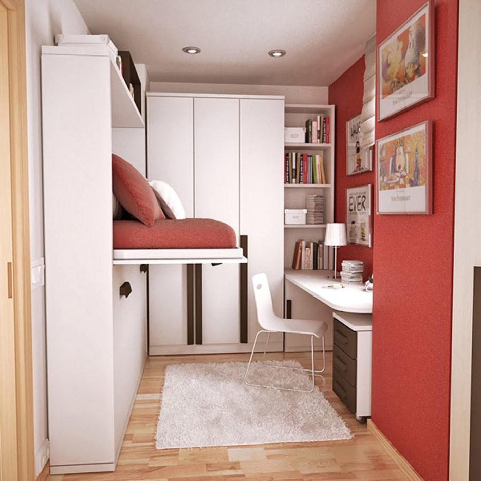 Как сделать комнату уютной если она маленькая