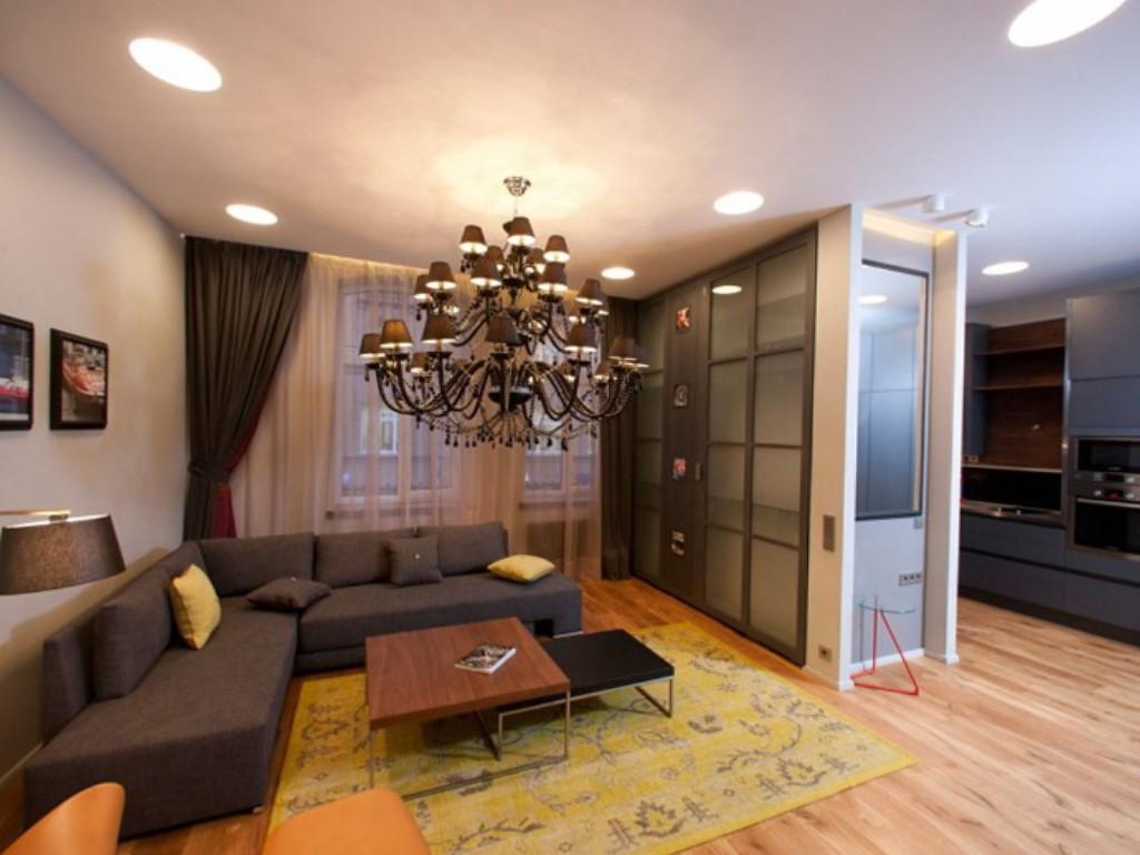 Бюджетный и стильный ремонт квартиры