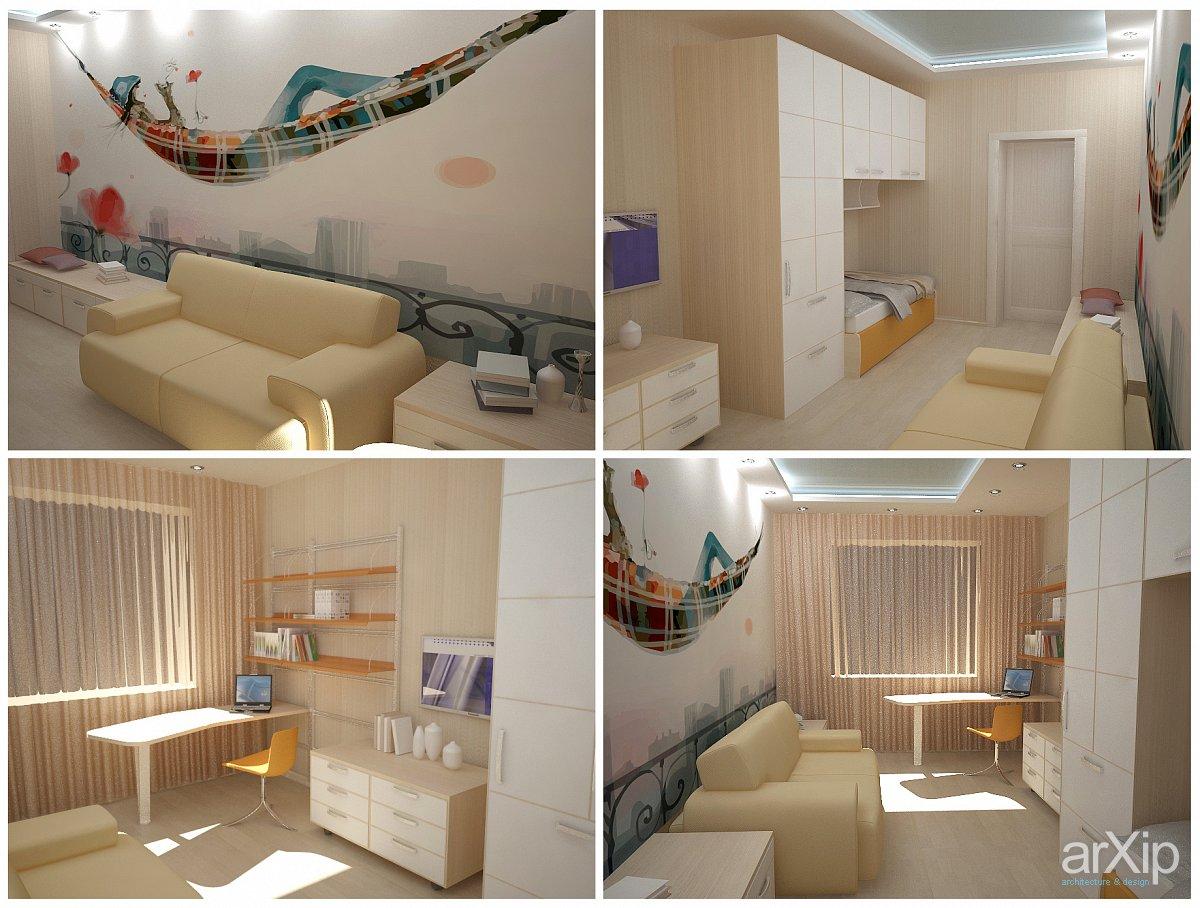 Интерьер детской комнаты 6 кв.м фото