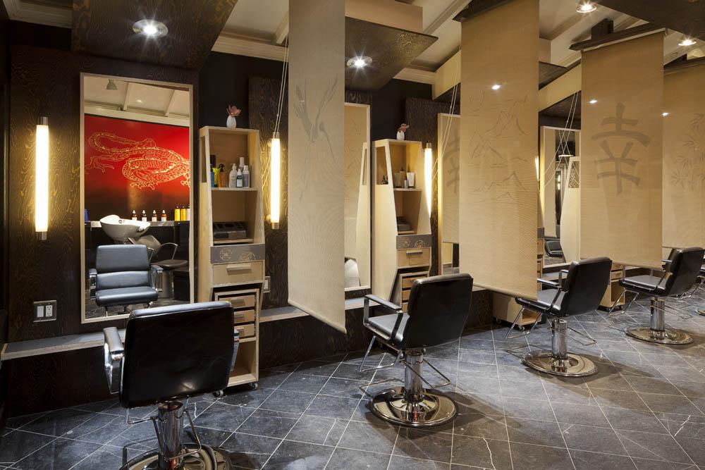 Фото интерьер парикмахерских салонов