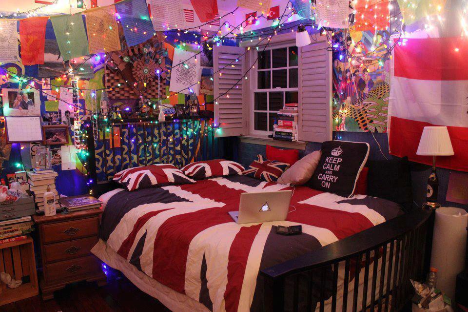 Украшаем комнату подростка