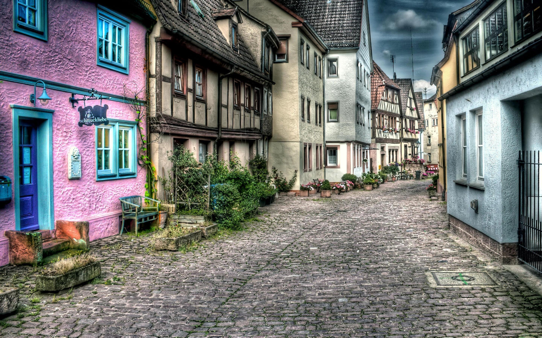 старинный город  № 1714023  скачать