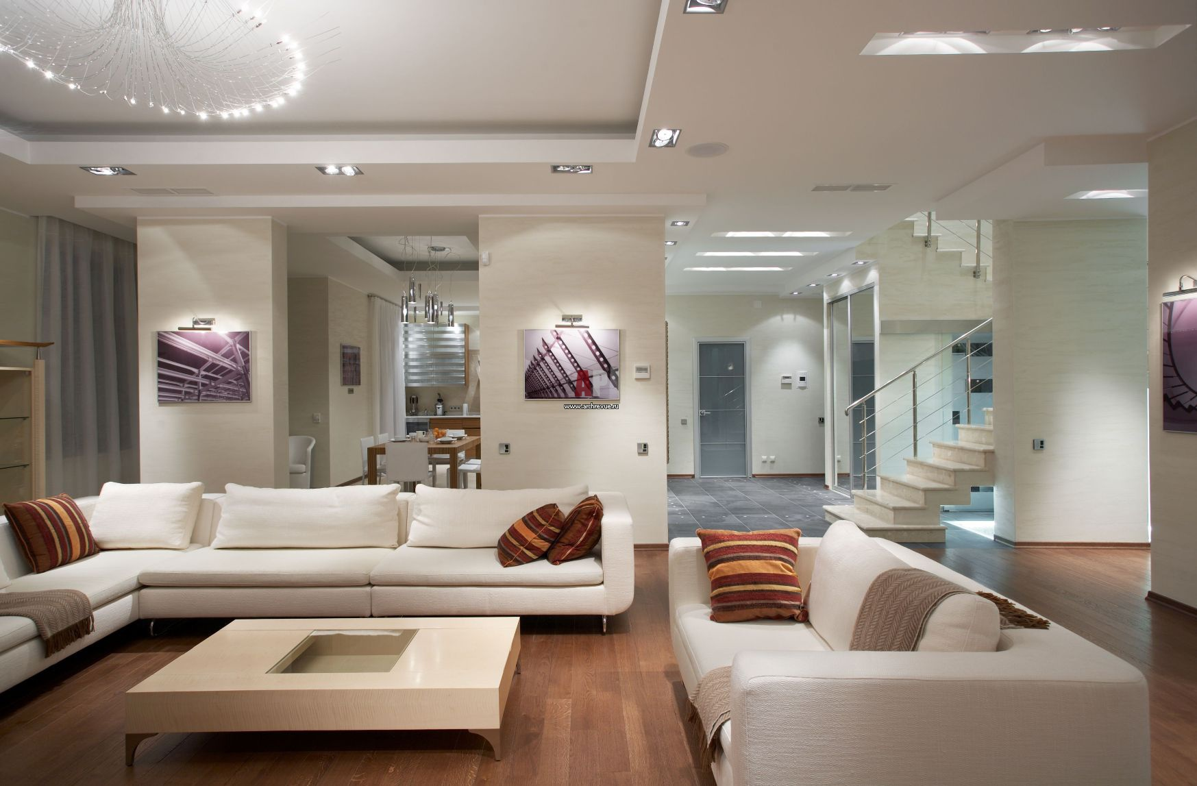 Дизайн гостиной в доме фото 2015 современные идеи