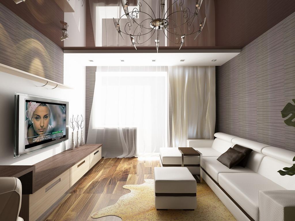 Фото дизайна и интерьера однокомнатных квартир