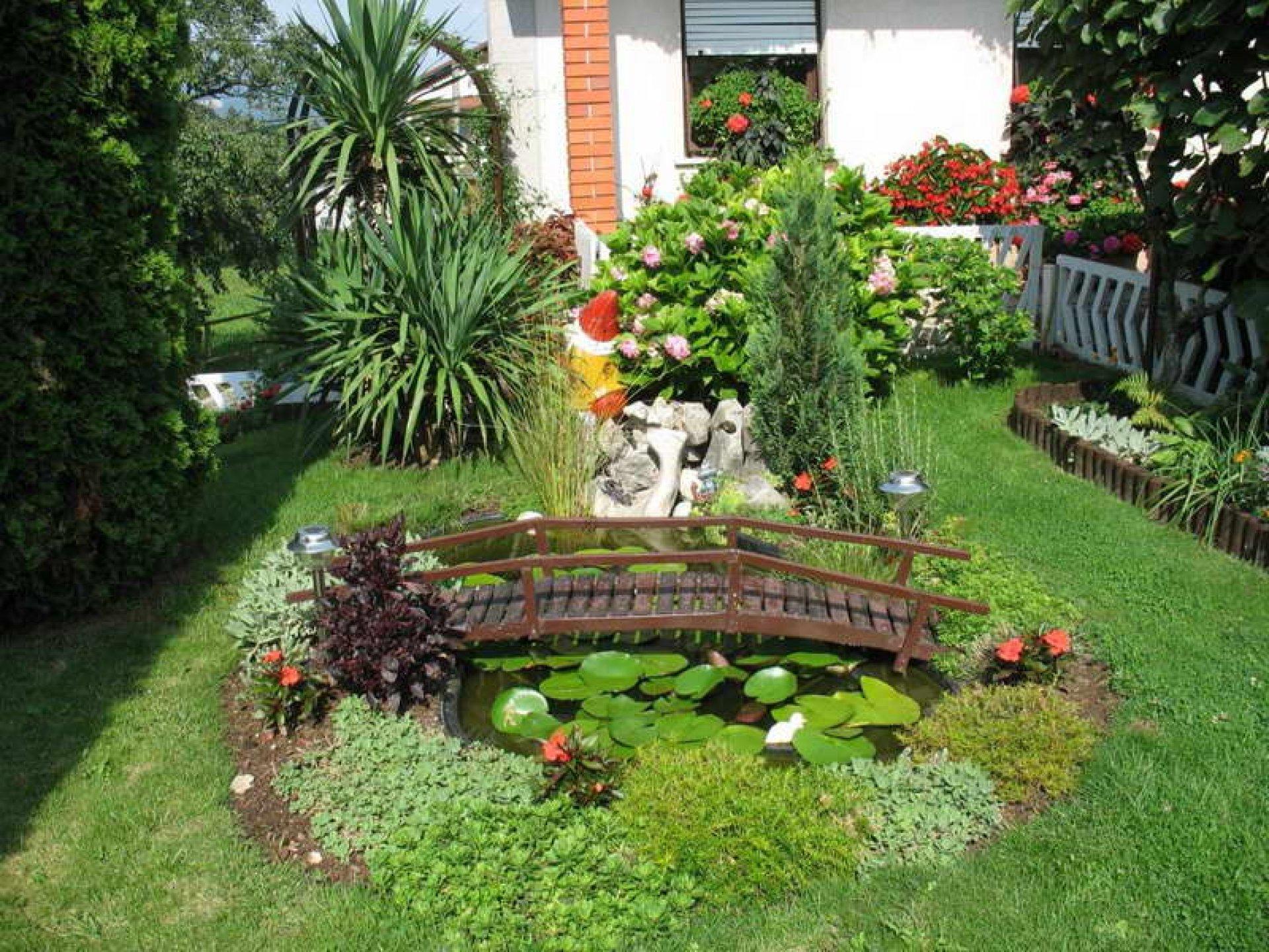 Как устроить садовый участок своими руками 29