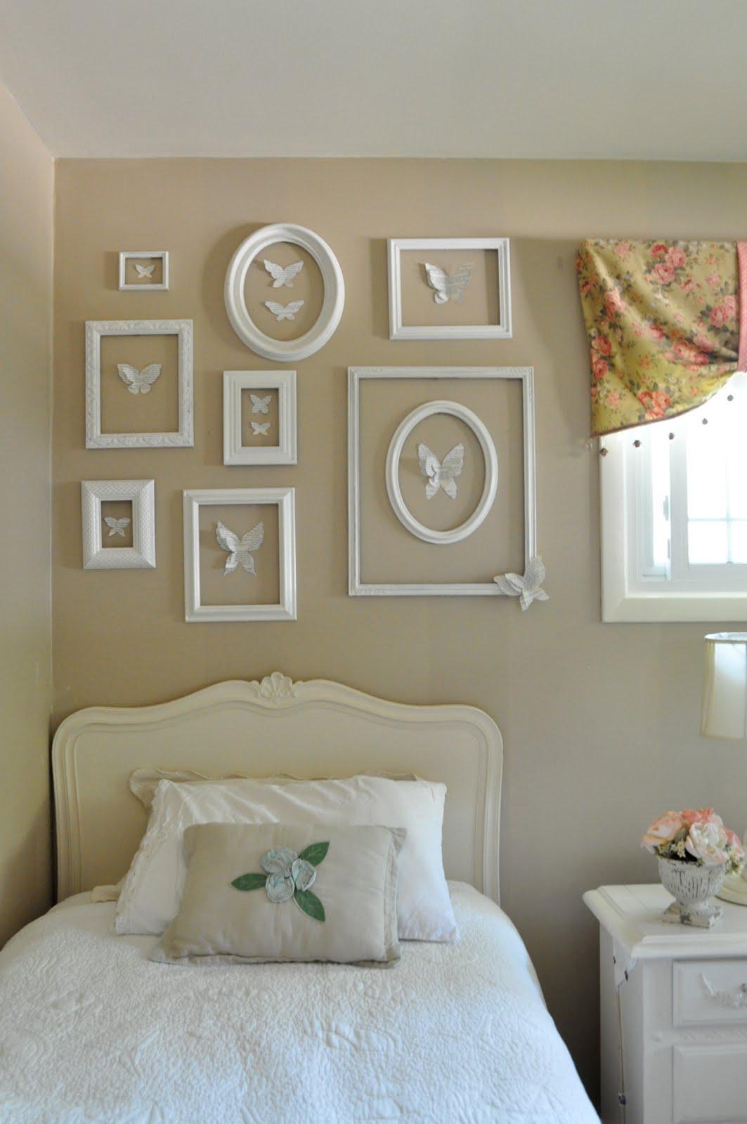Украшение на стену над кроватью своими руками