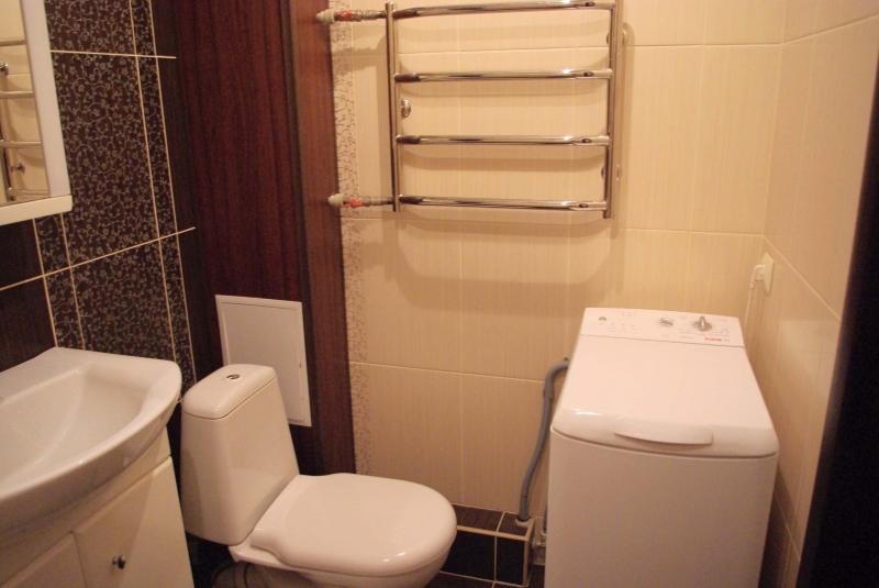 Дизайн совмещенного санузла в обычных квартирах