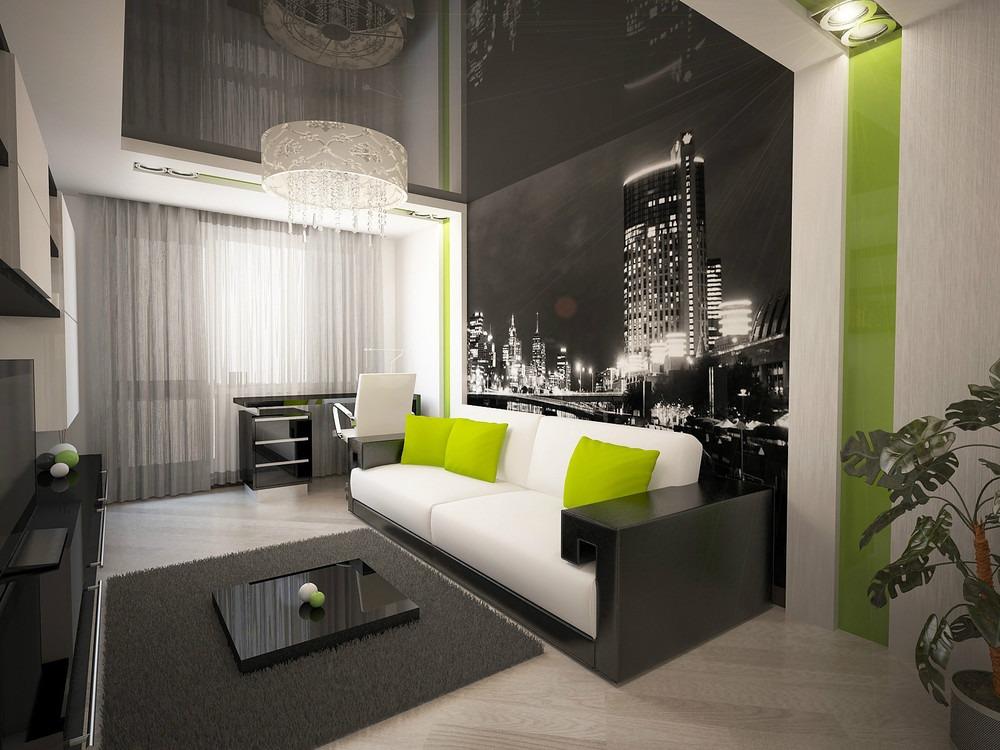 Варианты дизайна комнаты