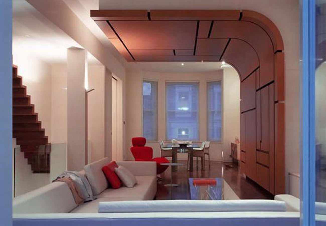 Дизайн квартир необычный