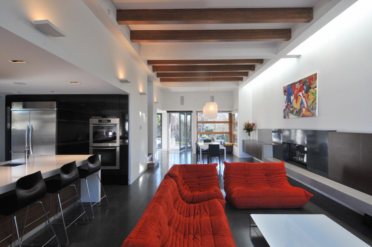 Интерьер дома внутри фото в современном стиле