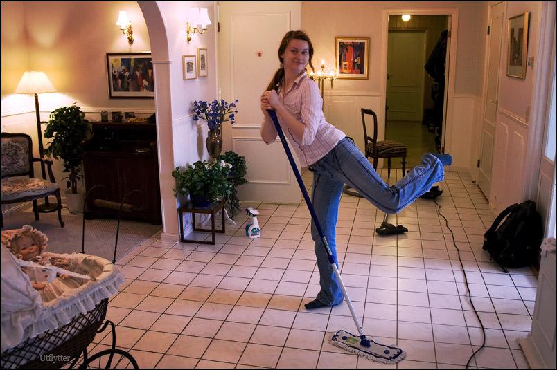 современные фото с женщинами в доме