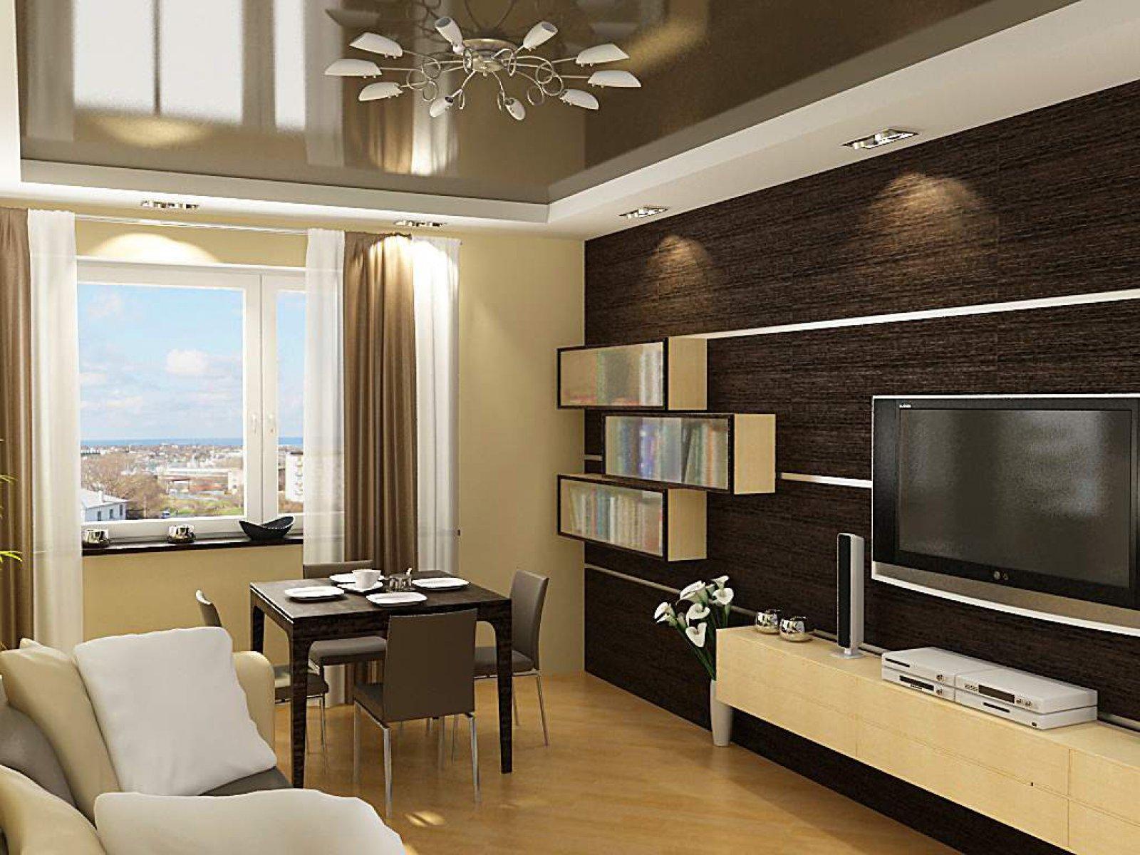 Гостиная с балконом дизайн: особенности дизайна и практическ.