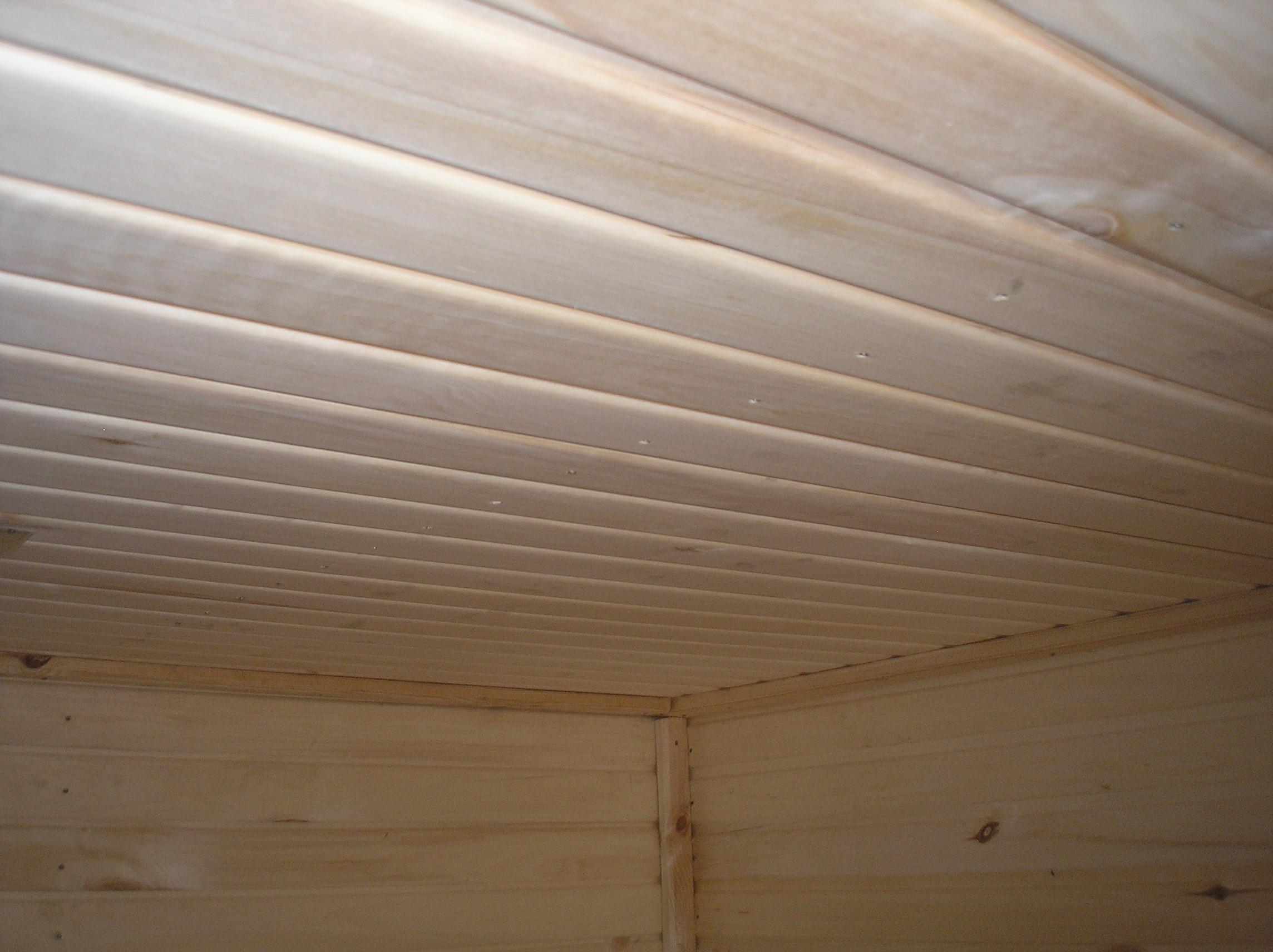 Отделка (обшивка) бани внутри вагонкой своими руками монтаж деревянной 15