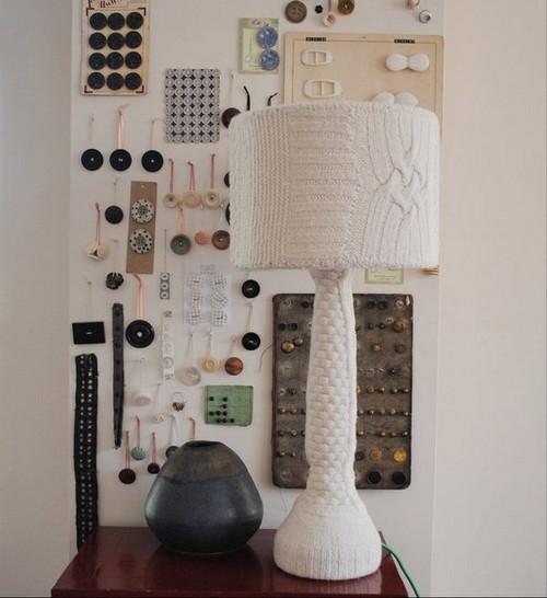 """Оригинальные вещи своими руками для интерьера """" Картинки и фотографии дизайна квартир, домов, коттеджей"""