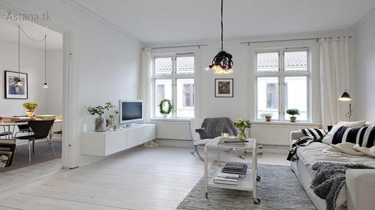 Шведский стиль в интерьере фото