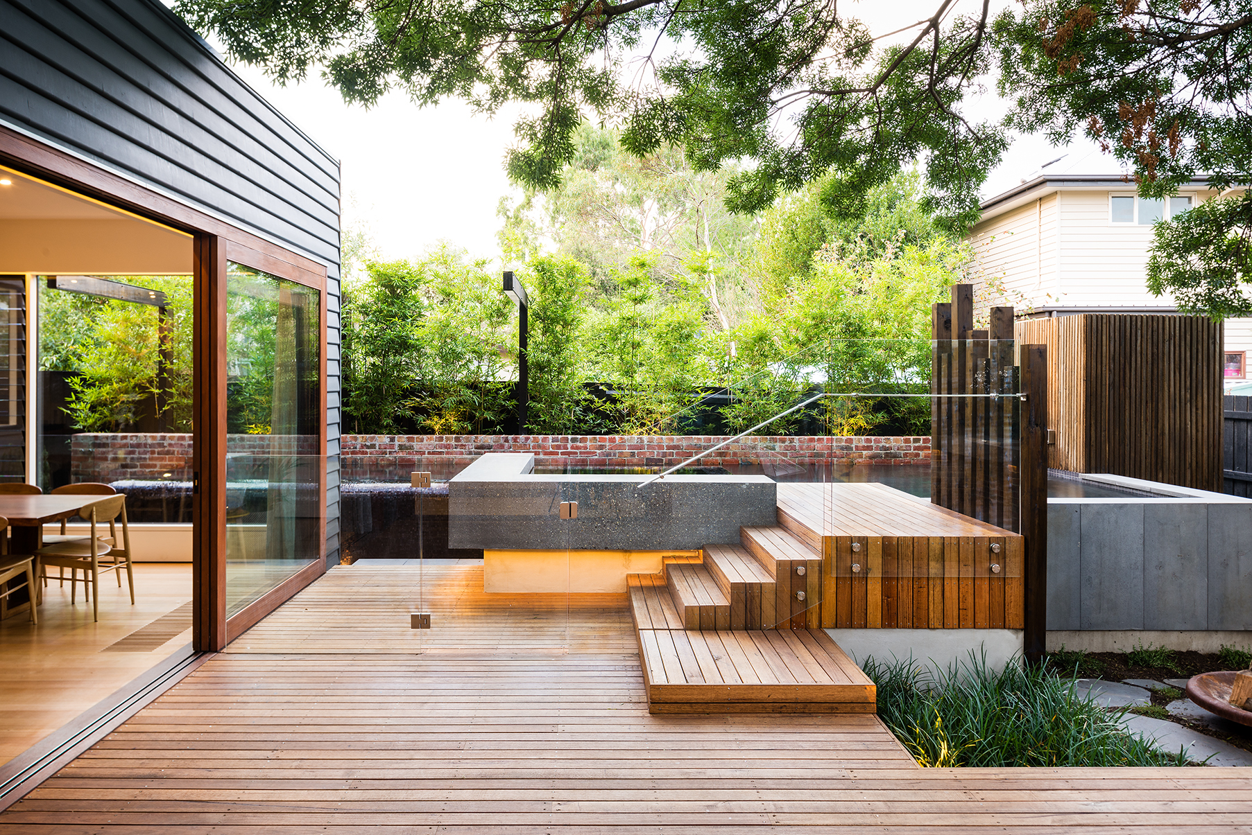Фото современных дворов дизайн