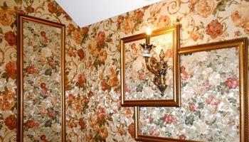 """Отделка стен вместо обоев """" Картинки и фотографии дизайна квартир, домов, коттеджей"""