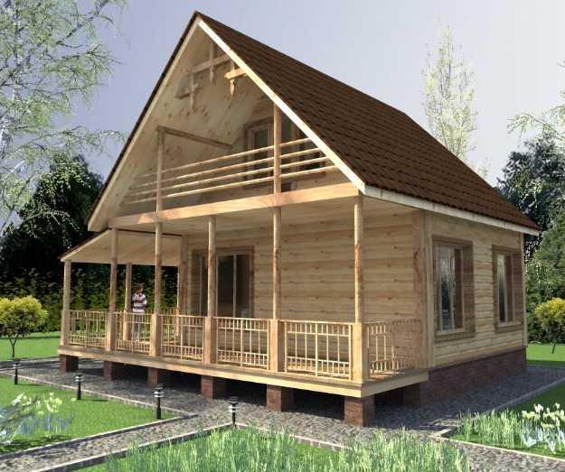 Дачный домик своими руками недорого фото