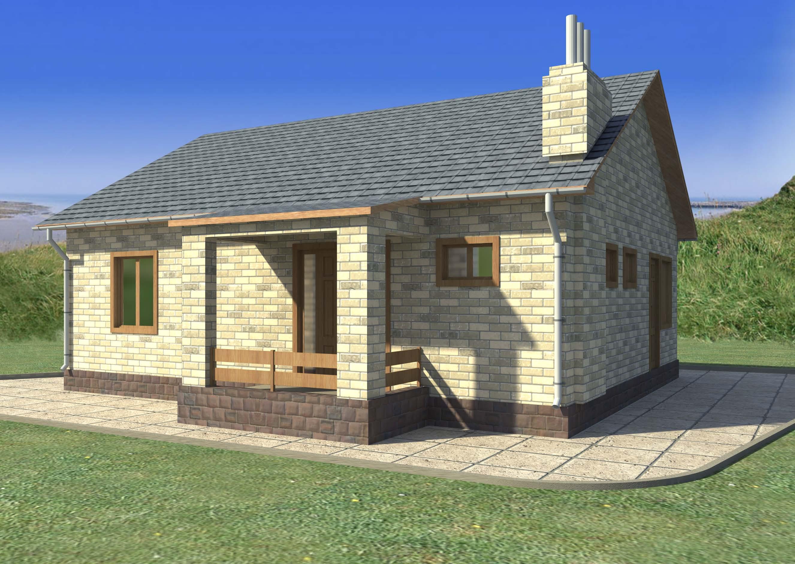 Проект дома для постройки своими руками