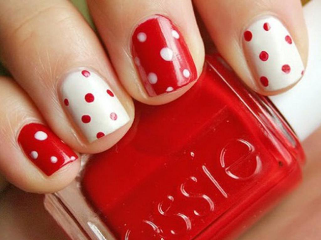 Идеи для маникюра фото на короткие ногти в домашних условиях